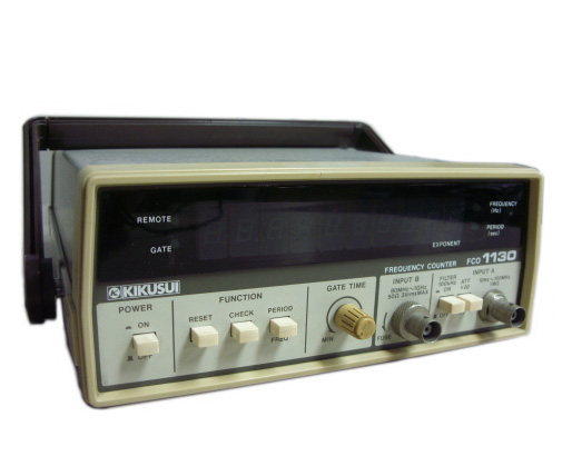 Kikusui/Frequency Counter/FCO1130