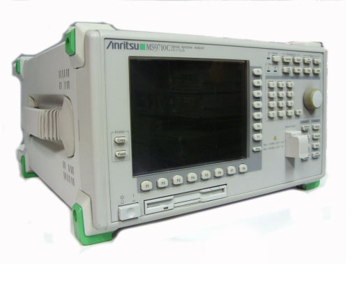 Anritsu/Optical Spectrum Analyzer/MS9710C